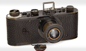 Leica Camera Sells for $3 Million