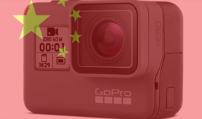 Report: Chinese Company Looking to Buy GoPro