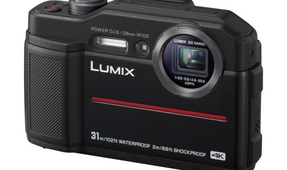 Lumix TS7—A Rugged Camera with Electronic Viewfinder