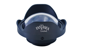 Fantasea and AOI Introduce UWL-400F Wet Wide-Angle Lens for Compact Housings