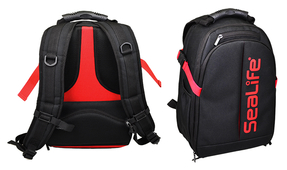 SeaLife Photo Pro Backpack Now Available