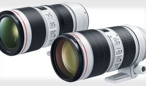 Canon Unveils Two New 70-200mm Lenses