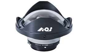 Fantasea and AOI Introduce UWL-09Pro Wet Wide-Angle Lens