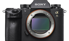 Firmware Update for Sony a9