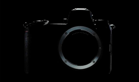 Teaser Image of Nikon Mirrorless Body