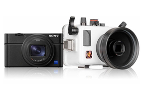 Ikelite Announces Housing for Sony RX100 VI