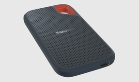 SanDisk's New Extreme Portable SSD