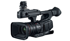 Canon Announces XF705 Professional 4K Camcorder