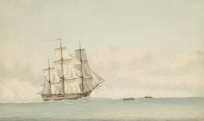 Was Captain Cook's Ship Found?