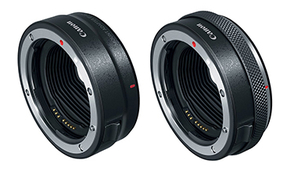Canon EF Lens Adapters for RF Mirrorless Line