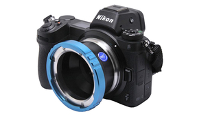 First Third-Party Lens Adaptors for Nikon Z