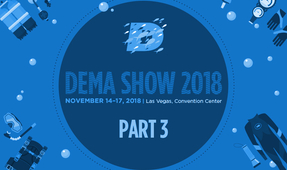 DEMA 2018 Coverage: Part 3
