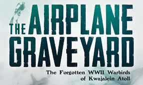 New Book: The Airplane Graveyard