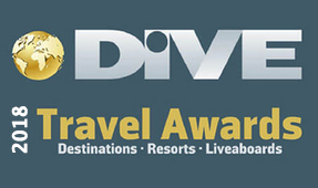 "Siladen Awarded 2018 ""Best Resort"" by Dive Magazine"