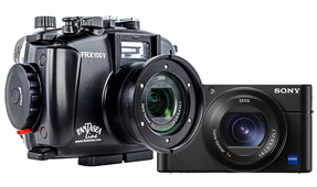 Fantasea Announces Compatibility of Housing with New Sony RX100 VA