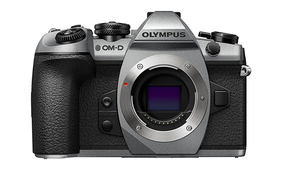 Olympus Announces 100th-Anniversary OM-D E-M1 Mark II Silver
