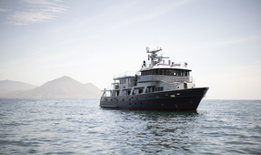 The Socorro Vortex Luxury Liveaboard Begins Operations