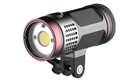 SeaLife Announces Sea Dragon 5000F Auto Photo-Video Light