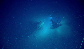 NOAA Explorers Discover Mysterious Shipwreck from Mid-1800s