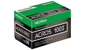 Fujifilm Is Bringing Back Neopan 100 Acros Black and White Film