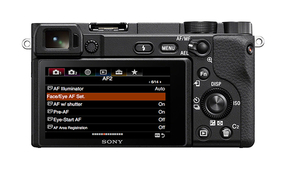 Sony a6400 Gains Animal Eye AF with Firmware Version 2.00