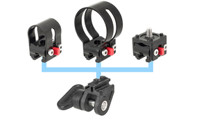 Inon Announces Quick Holder System and Rotatable YS Mount