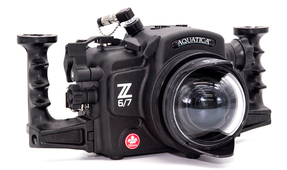Aquatica Announces Housing for Nikon Z6/Z7