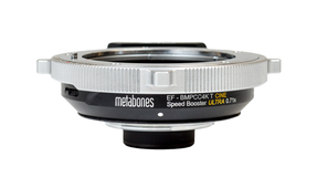 Metabones Announces Lens Mount Adapters for Blackmagic Pocket Cinema Camera