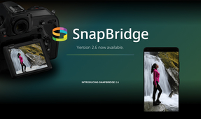 Updated Nikon SnapBridge Allows for RAW Image Transfers