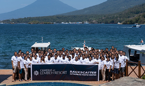 Lembeh Resort Opens First Ever Backscatter Authorized Photo Center
