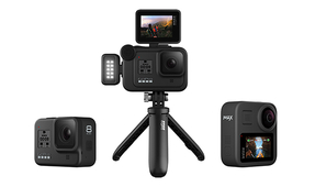 GoPro HERO8 Black and GoPro MAX Announced