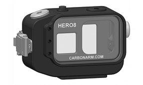 Easydive Shipping Carbonarm Housing for GoPro HERO8