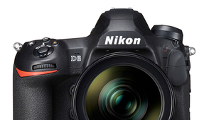 Nikon Announces D6 Flagship Full-Frame DSLR