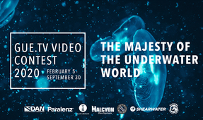 Global Underwater Explorers GUE.tv Video Contest 2020