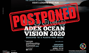 Organizer Postpones Asia Dive Expo (ADEX) Amid Coronavirus Concerns in Singapore