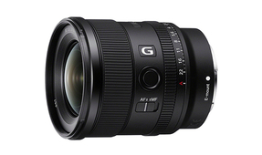 Sony Announces FE 20mm f/1.8 G Ultra-Wide Prime Lens