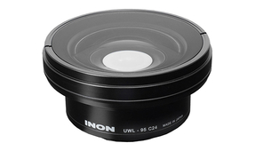 Inon Announces UWL-95 C24 Wide Conversion Lens and Dome Lenses