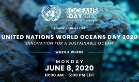 UN World Oceans Day 2020 Virtual Event