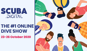 ScubaClick Announces Scuba.Digital 2020 Online Dive Show