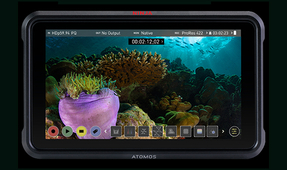 Atomos Ninja V Adds ProRes RAW Capture to Fujifilm GFX 100 and Sigma fp