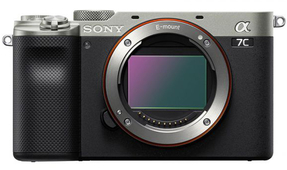 Sony Announces Compact Full-Frame Mirrorless a7C