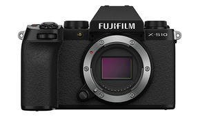 Fujifilm Introduces X-S10 Midrange Mirrorless Camera