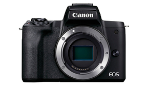 Canon Announces EOS M50 Mark II