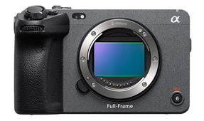 Sony Announces Compact Full-Frame FX3 Cinema Camera