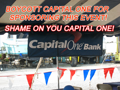 Boycott Captial One