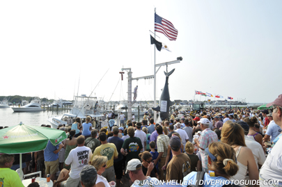 Star Island Montauk Shark Tournament