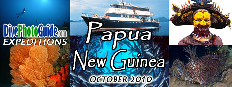 Papua New Guinea Underwater Photography Expedition