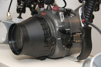 Sealux CD300 Underwater Housing for the Nikon D300