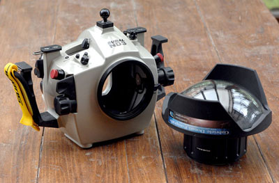 Subal ND3 Underwater Housing for Nikon D3