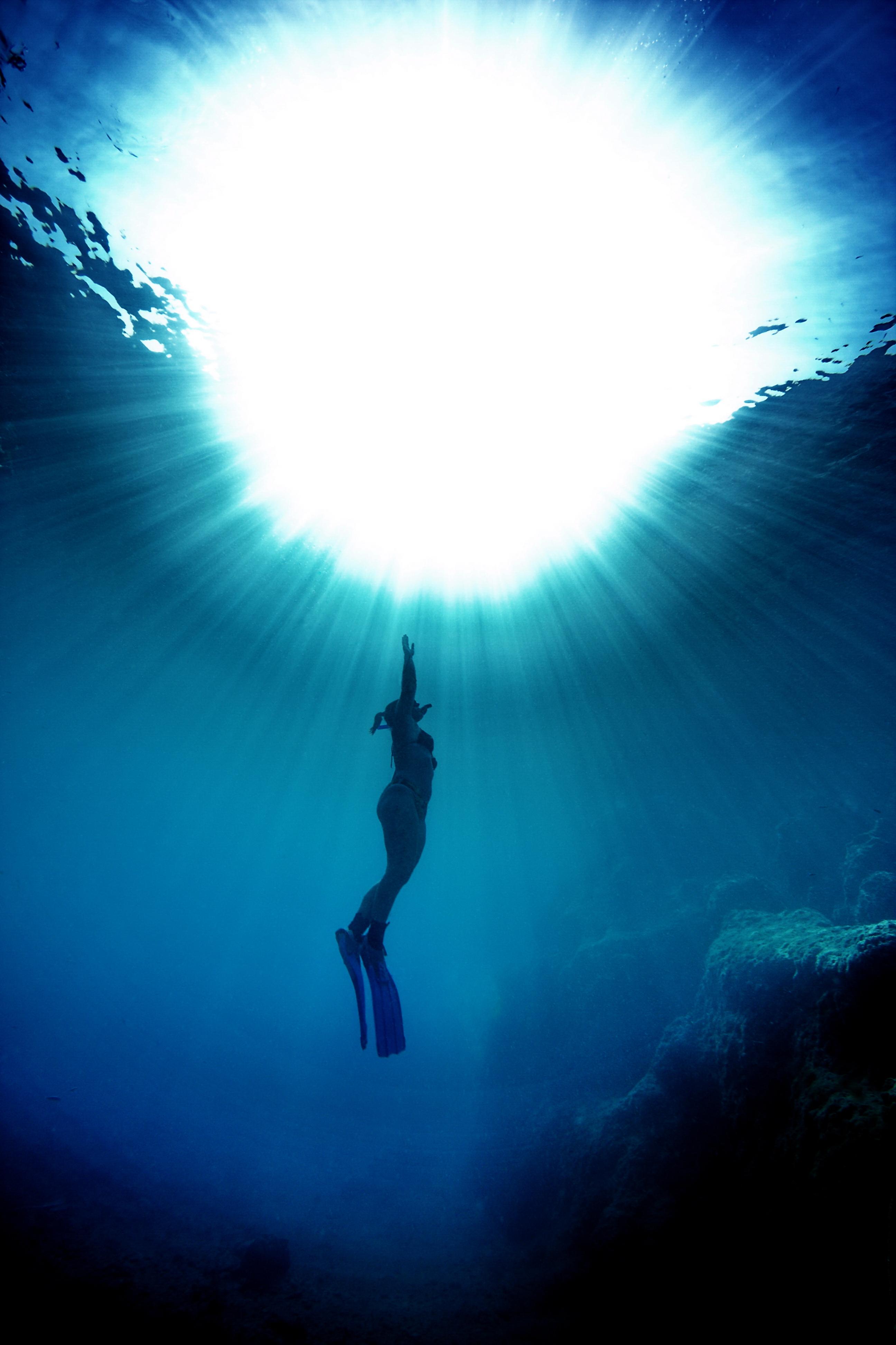 Underwater Photographer Rico Besserdich's Gallery: Model